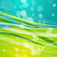 绿色和蓝色背景