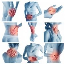 女性关节疼痛图片