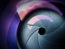 摄像头螺旋孔图片