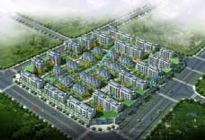 小区建筑规划设计图片