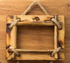 创意木质画框图片