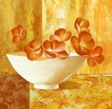 花朵装饰画