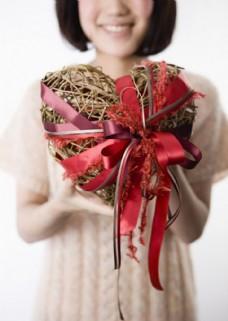 爱心礼物图片