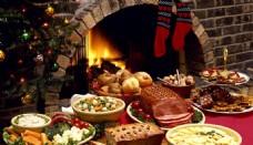 圣诞节大餐