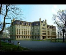 庄园建筑设计图片