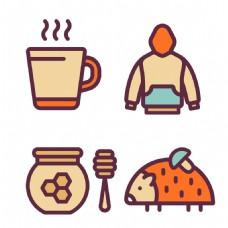 生活常用icon图标