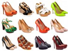 皮鞋与凉鞋图片