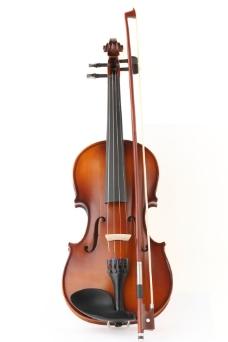 小提琴特写图片