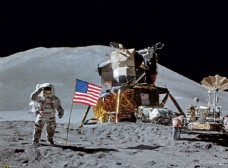 阿波罗号登月