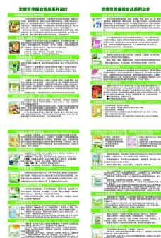 寶健旗下所有產品介紹