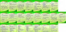 粮食协会章程制度牌