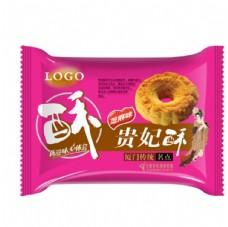 贵妃酥饼干包装
